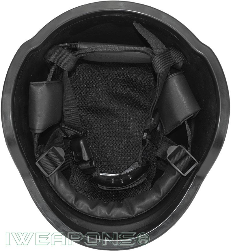 IWEAPONS® Ballistic Bulletproof Helmet
