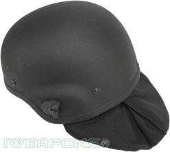 IWEAPONS® Ballistic Neck Protector for Helmet