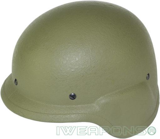 IWEAPONS® Combat Bulletproof Helmet - Green