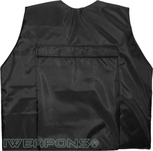 IWEAPONS® Combat Bulletproof Vest Rear Panel