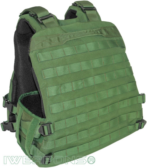 IWEAPONS® Commander MOLLE Bulletproof Vest