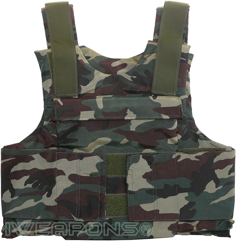 bulletproof vests iweapons