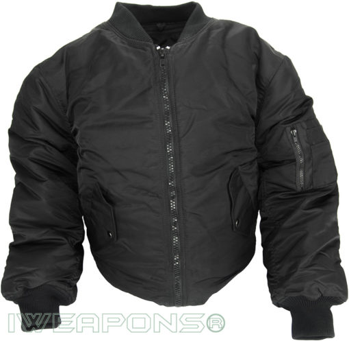IWEAPONS® Flight Jacket Coat Undercover Bulletproof Vest