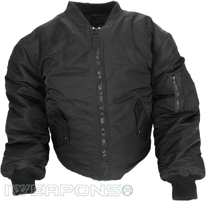IWEAPONS® Flight Jacket Coat Undercover Bulletproof Vest