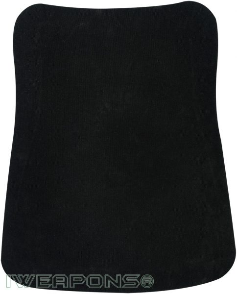 IWEAPONS® Hashmonai Back Armor Plate Level III