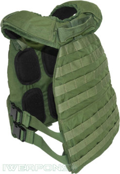 IWEAPONS® IDF Commander MOLLE Plate Carrier