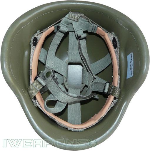 IWEAPONS® Infantry Ballistic Helmet - Green