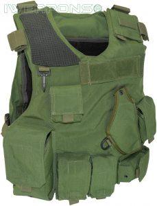 IWEAPONS® Israel Anti-Riot Police Bulletproof Vest