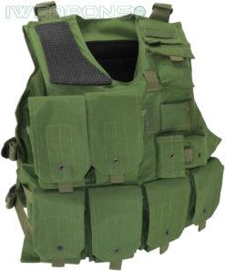 IWEAPONS® Israel Border Police (Border Guard – Magav) Bulletproof Vest