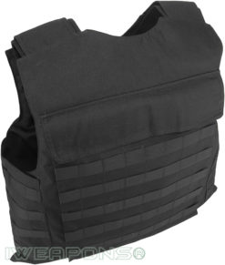 IWEAPONS® MOLLE External Bulletproof Vest with XL Pockets for Armor Plates