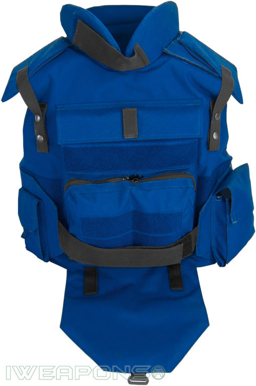 IWEAPONS® Press Bulletproof Vest