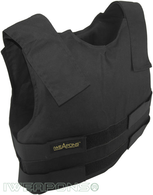 IWEAPONS® Security Concealable Bulletproof Vest – VIP