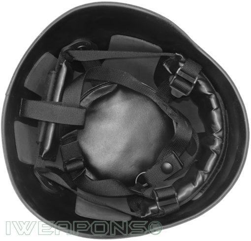 IWEAPONS® Steel Bulletproof Helmet