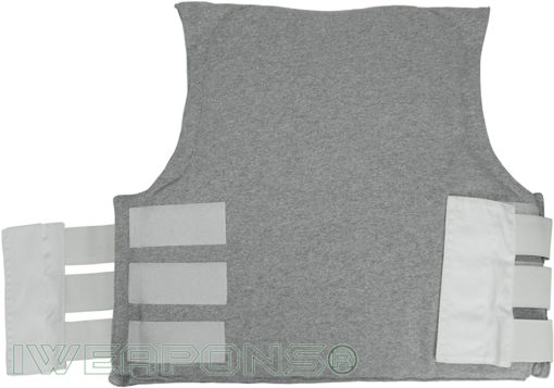 IWEAPONS® Ultra-Thin T-Shirt Undercover Bulletproof Vest