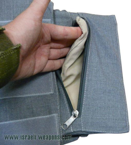 IWEAPONS® VIP Waistcoat Undercover Bulletproof Vest - Gray