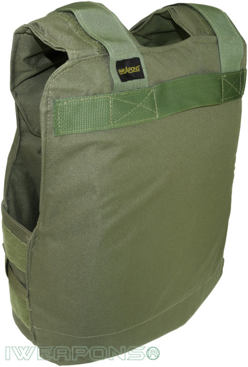 IWEAPONS® Zahal Hashmonai Level III Bulletproof Vest