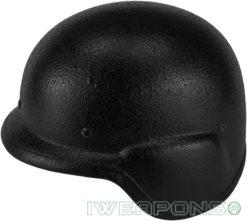 IWEAPONS® Combat Bulletproof Helmet - Black