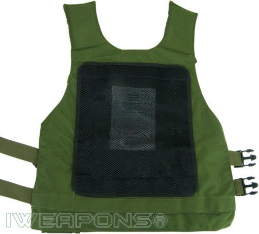 IWEAPONS® Combat Bulletproof Vest - Holster Model