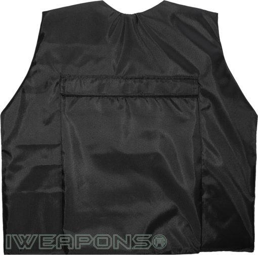 IWEAPONS® Combat Bulletproof Vest Rear Panel