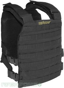 IWEAPONS® IDF Quick Release MOLLE Plate Carrier