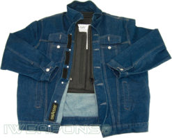 IWEAPONS® Jeans Jacket Undercover Bulletproof Vest