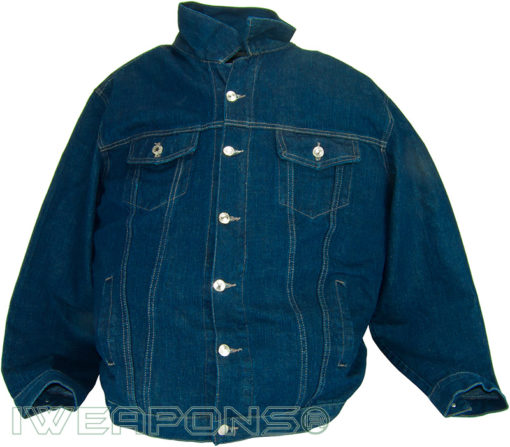 IWEAPONS® Jeans Jacket Undercover Bulletproof Vest