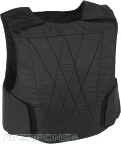 IWEAPONS® SWAT-X Concealable Bulletproof Vest