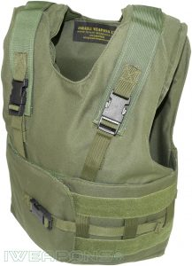 IWEAPONS® Zahal Hashmonai Level III Bulletproof Vest