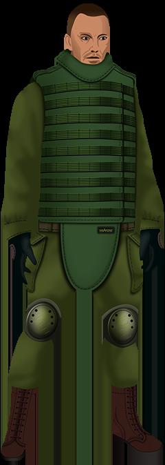 Ranger Bulletproof Vest