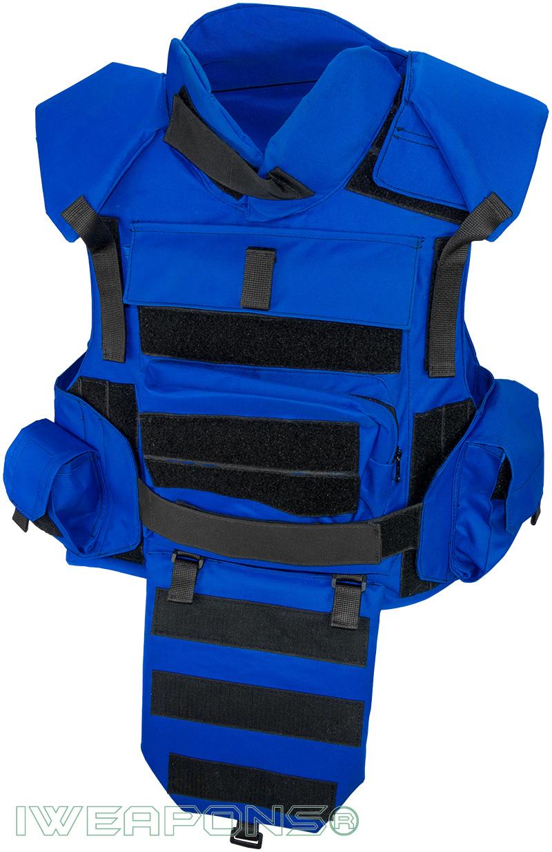 IWEAPONS® TV Media Press Bulletproof Vest IIIA / 3A ...