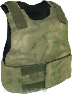 IWEAPONS® Viper Forest Bulletproof Vest