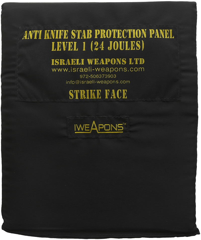 IWEAPONS® Anti-Stab Panel