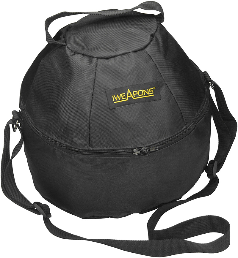 IWEAPONS® Carry Bag for Helmet with Shoulder Strap