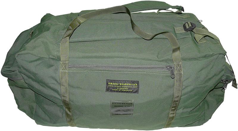 IWEAPONS® IDF 2006 Issue Military Duffle Bag