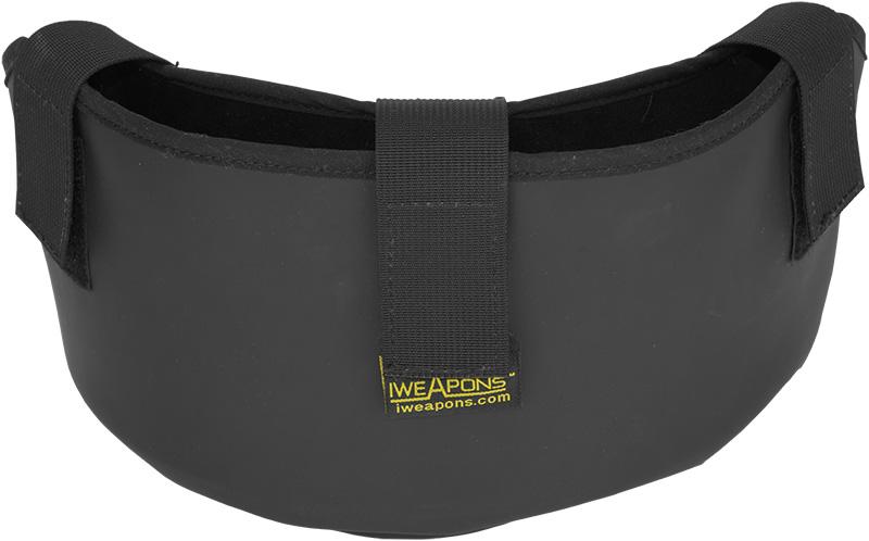 IWEAPONS® Leather Cover for Helmet Visor
