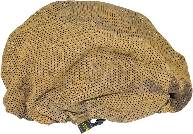 IWEAPONS® Mitznefet Desert Camouflage Helmet Cover