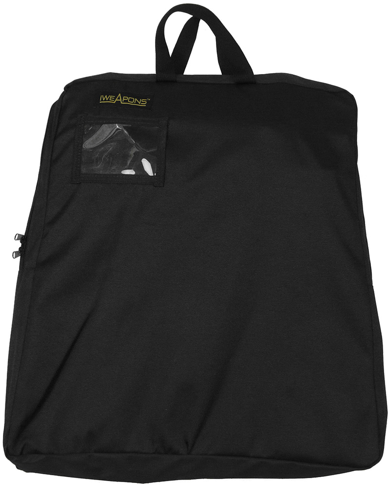 IWEAPONS® Police Carry Bag for Bulletproof Vest