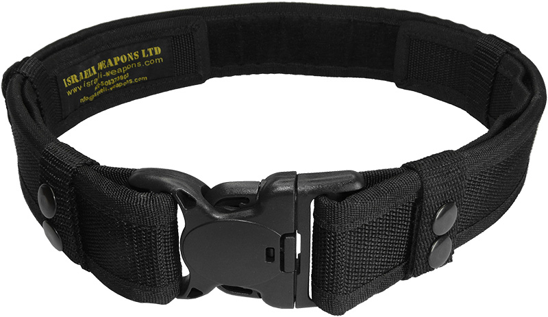IWEAPONS® Police Heavy Duty Belt