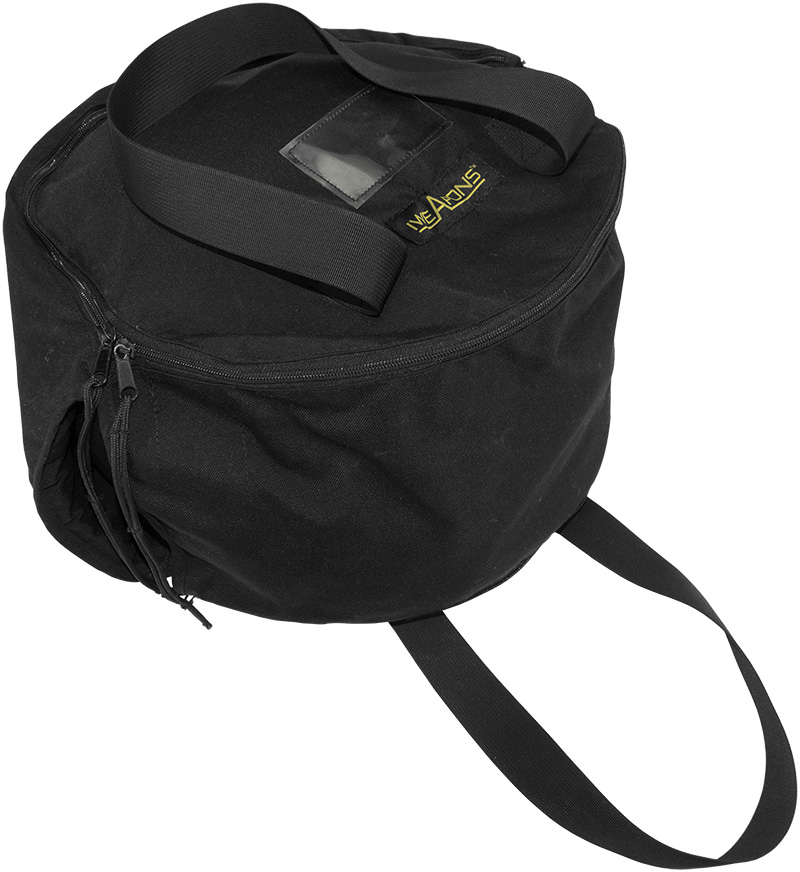 IWEAPONS® Quick Access Round Carry Bag for Helmet