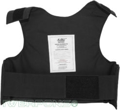 IWEAPONS® Ultra-Thin UK Police Bulletproof Vest