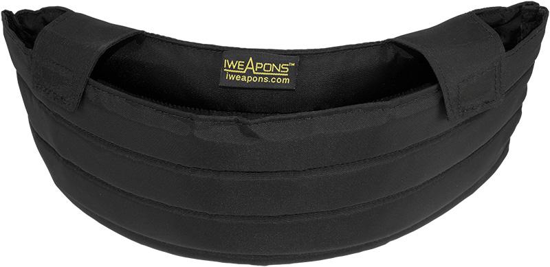 IWEAPONS® Waterproof Foam Cover for Helmet Visor