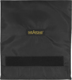 IWEAPONS® 10x12inch Velcro Storage Cover for Armor Plate