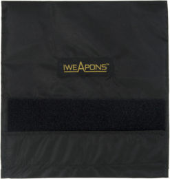 IWEAPONS® 8x8inch Velcro Storage Cover for Armor Plate