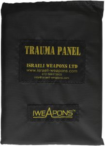 "IWEAPONS® Anti-Trauma 6x8"" Panel for Bulletproof Vest"