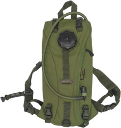 IWEAPONS® IDF Issue Hydration System 3 Liter Water Bag Bladder with Carry Straps