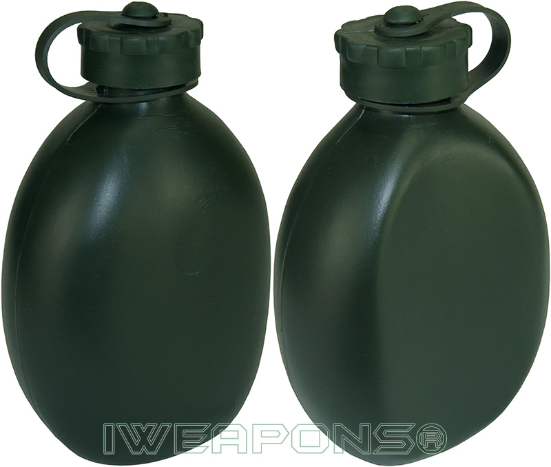 Iweapons 174 Idf Issue Water Bottle Canteen 1 Liter Iweapons 174