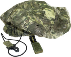 IWEAPONS® Mitznefet Special Forces Camouflage Helmet Cover
