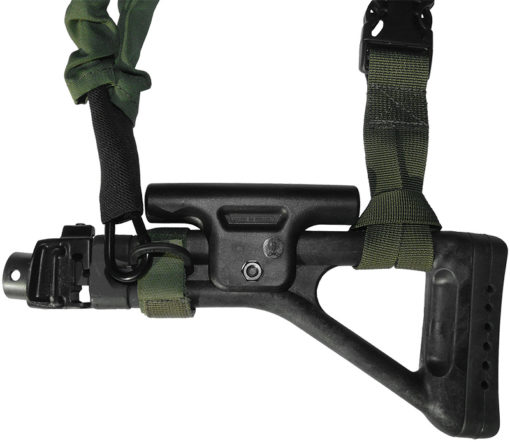 AK Galil Buttstock with IWEAPONS® Rifle Slings