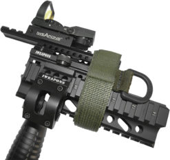 AK Handguard Rail with IWEAPONS® Gun Accessories