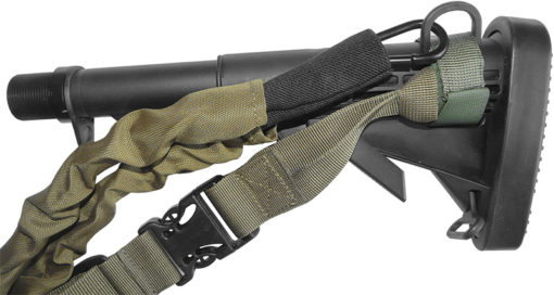 AR15 M4 M16 Buttstock with IWEAPONS® Rifle Slings